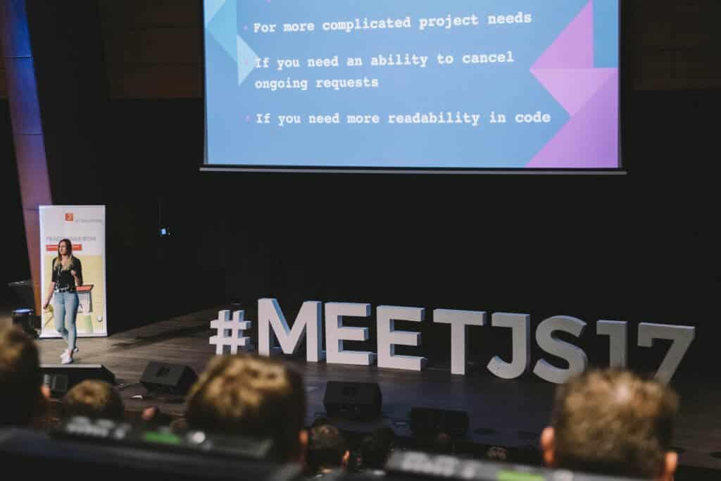 Prezentacja meet.js Summit Kasia Jastrzębska