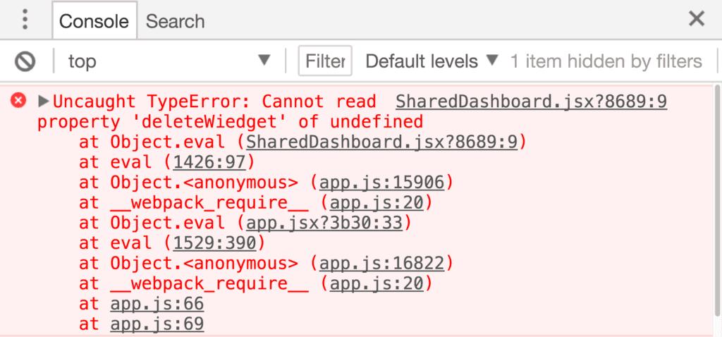 Błąd JavaScript związany zbłędnie ustawionym this