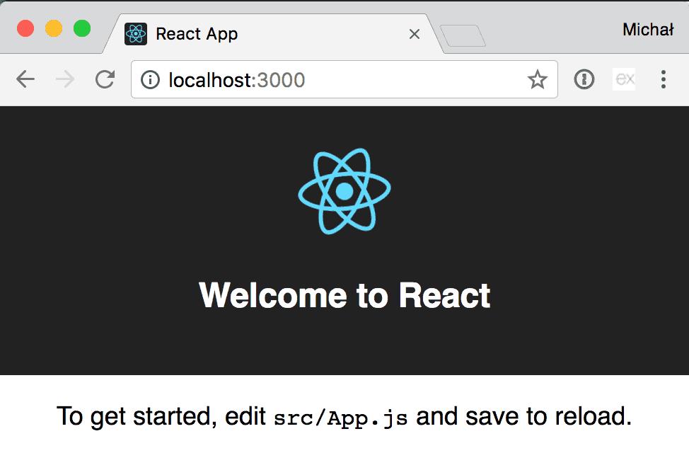 create-react-app starter